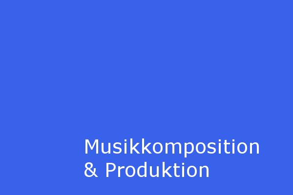 Musikkomposition & Produktion